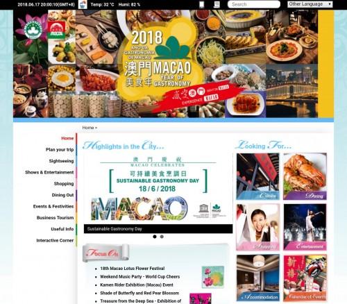 澳門首度參與推廣可持續美食烹調日