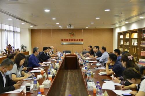 河南文旅廳訪餐飲業商會 加強豫澳業界交流合作